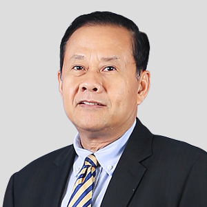 Dr. In Channy (Chairman of The Association of Banks in Cambodia)