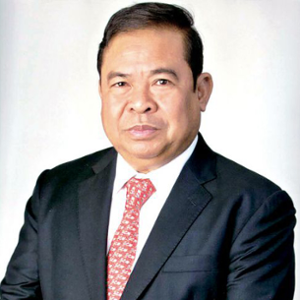 H.E. Chea Chanto (Governor of National Bank of Cambodia (NBC))
