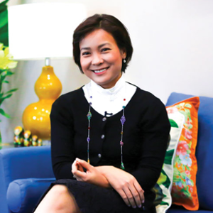 H.E. Chea Serey (Assistant Governor and Director General of National Bank of Cambodia (NBC))